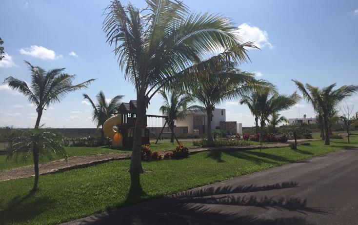 Foto de terreno habitacional en venta en  , conkal, conkal, yucat?n, 1664182 No. 07