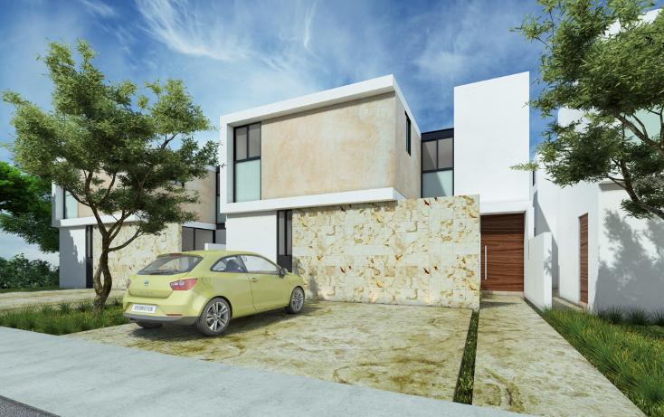 Foto de casa en venta en  , conkal, conkal, yucat?n, 1664316 No. 01