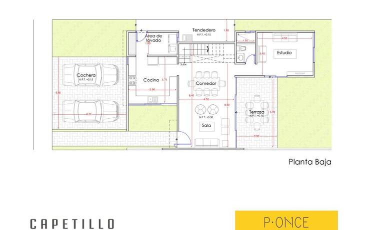 Foto de casa en venta en  , conkal, conkal, yucat?n, 1664316 No. 04