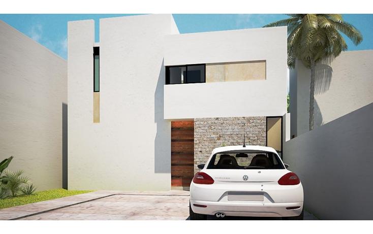 Foto de casa en venta en  , conkal, conkal, yucat?n, 1665630 No. 01