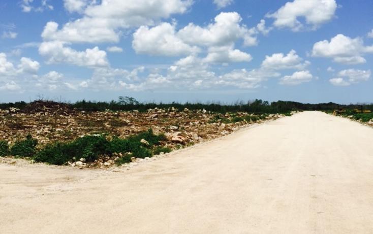 Foto de terreno habitacional en venta en  , conkal, conkal, yucat?n, 1666004 No. 04