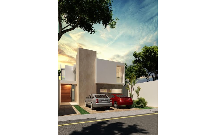 Foto de casa en venta en  , conkal, conkal, yucat?n, 1674152 No. 01