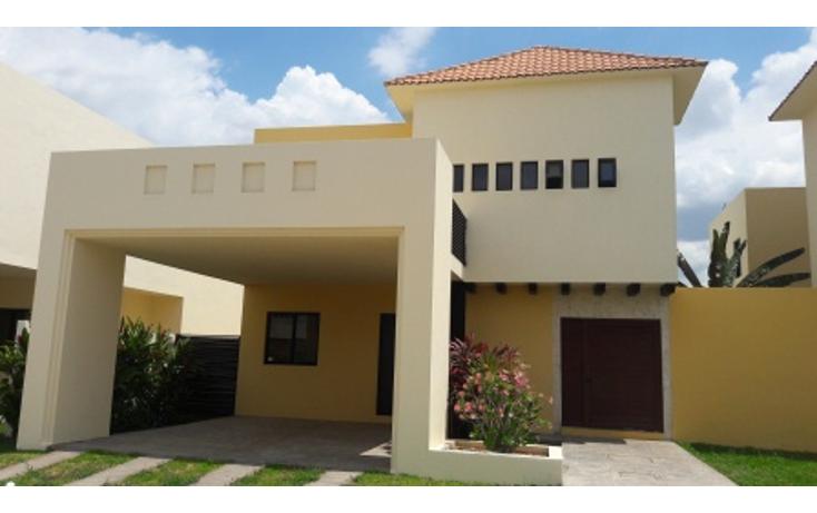 Foto de casa en venta en  , conkal, conkal, yucatán, 1683570 No. 01