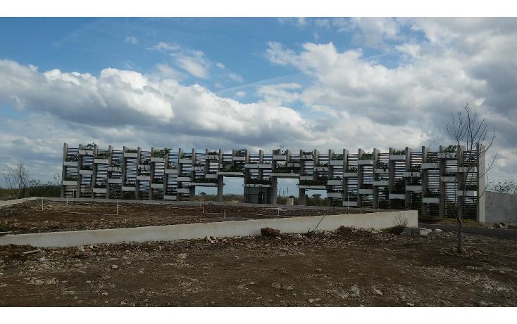 Foto de terreno habitacional en venta en  , conkal, conkal, yucat?n, 1684816 No. 01