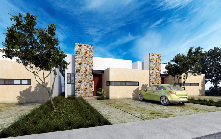 Foto de casa en venta en  , conkal, conkal, yucatán, 1692140 No. 01