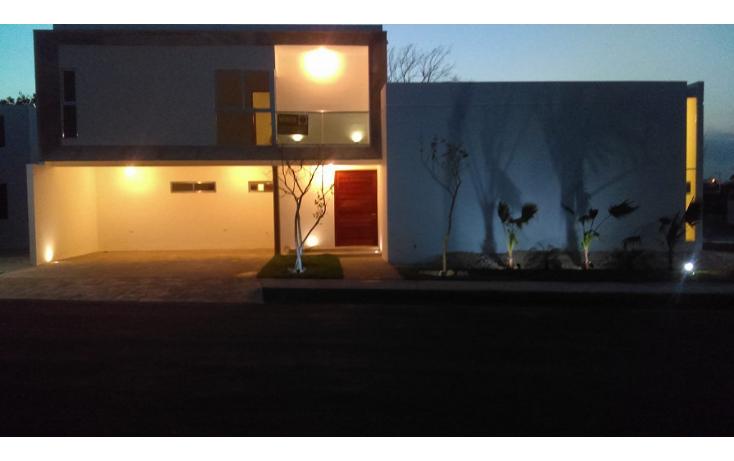 Foto de casa en venta en  , conkal, conkal, yucat?n, 1700470 No. 01
