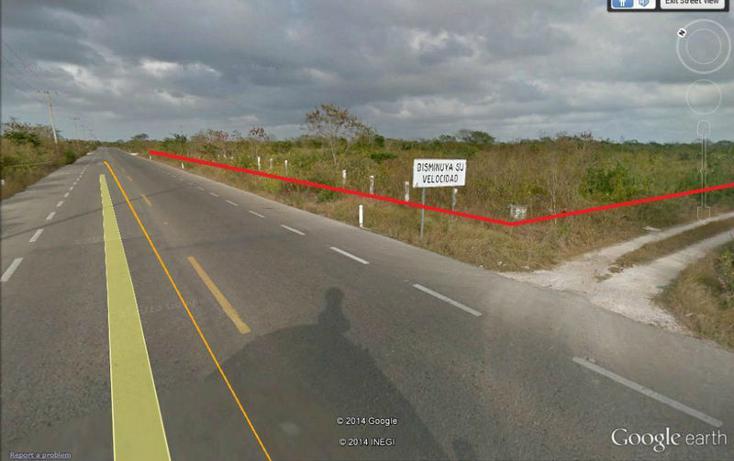 Foto de terreno habitacional en venta en  , conkal, conkal, yucatán, 1715340 No. 01