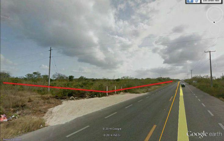 Foto de terreno habitacional en venta en, conkal, conkal, yucatán, 1715340 no 02