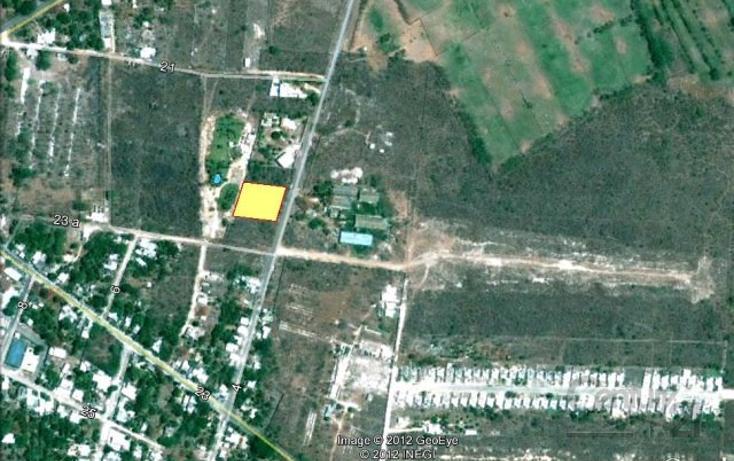 Foto de terreno habitacional en venta en  , conkal, conkal, yucatán, 1719182 No. 02