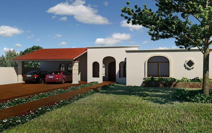 Foto de casa en venta en  , conkal, conkal, yucatán, 1719486 No. 01