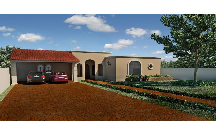 Foto de casa en venta en  , conkal, conkal, yucatán, 1719486 No. 02