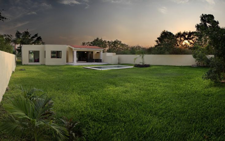 Foto de casa en condominio en venta en, conkal, conkal, yucatán, 1719486 no 03
