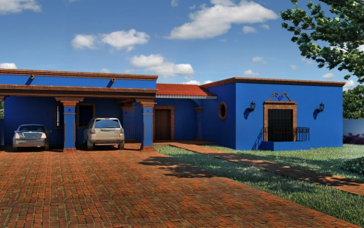 Foto de casa en condominio en venta en, conkal, conkal, yucatán, 1719488 no 01