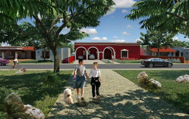 Foto de casa en condominio en venta en, conkal, conkal, yucatán, 1719488 no 03
