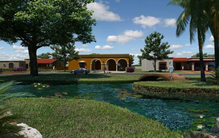 Foto de casa en condominio en venta en, conkal, conkal, yucatán, 1719488 no 04
