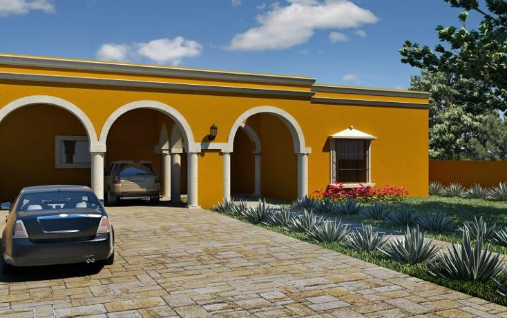 Foto de casa en condominio en venta en, conkal, conkal, yucatán, 1719490 no 02
