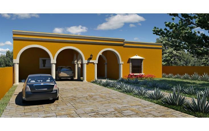 Foto de casa en venta en  , conkal, conkal, yucatán, 1719490 No. 02