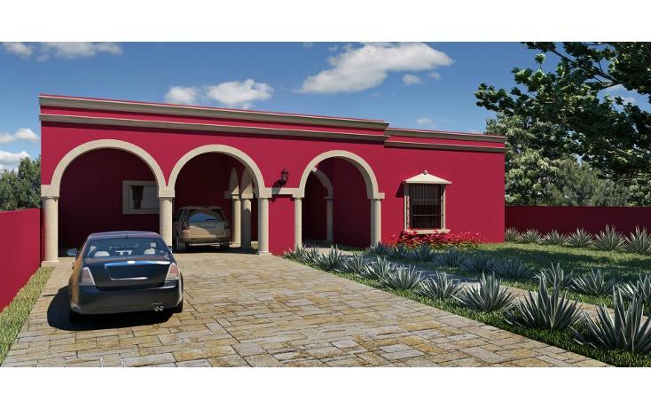 Foto de casa en condominio en venta en, conkal, conkal, yucatán, 1719490 no 04