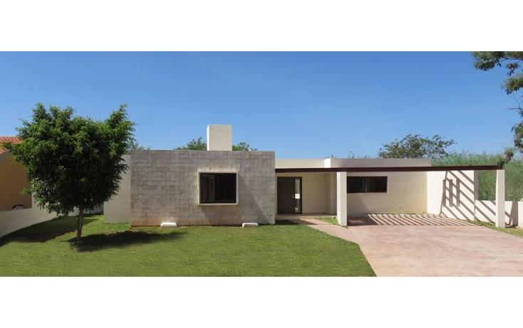 Foto de casa en venta en  , conkal, conkal, yucatán, 1719492 No. 01