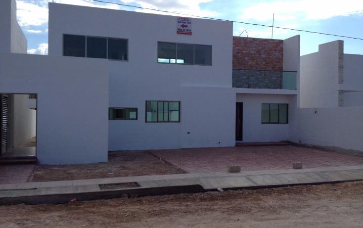 Foto de casa en venta en  , conkal, conkal, yucatán, 1719526 No. 01