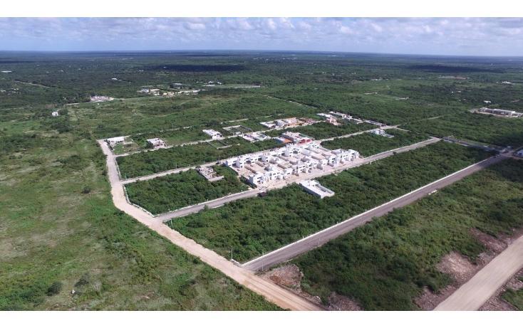 Foto de terreno habitacional en venta en  , conkal, conkal, yucatán, 1719548 No. 02