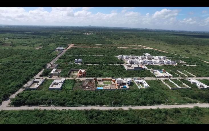 Foto de terreno habitacional en venta en  , conkal, conkal, yucatán, 1719548 No. 04