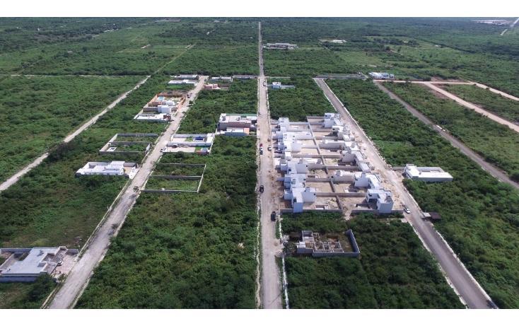 Foto de terreno habitacional en venta en  , conkal, conkal, yucatán, 1719548 No. 05