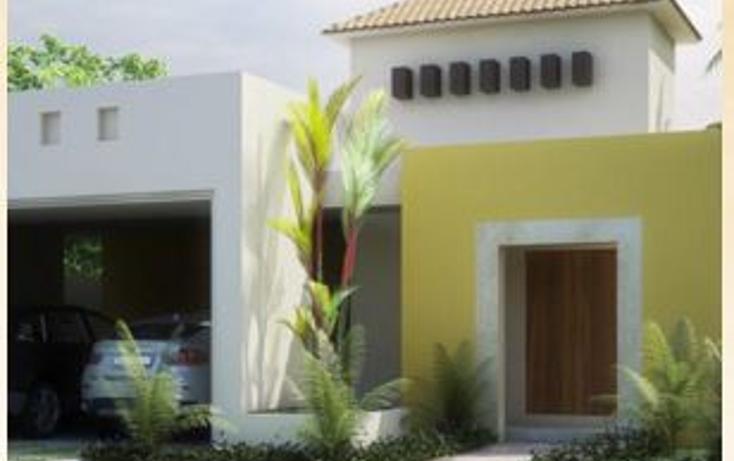 Foto de casa en venta en  , conkal, conkal, yucat?n, 1720358 No. 01