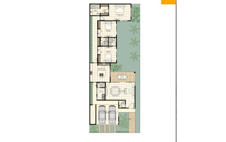 Foto de casa en venta en  , conkal, conkal, yucat?n, 1720358 No. 02