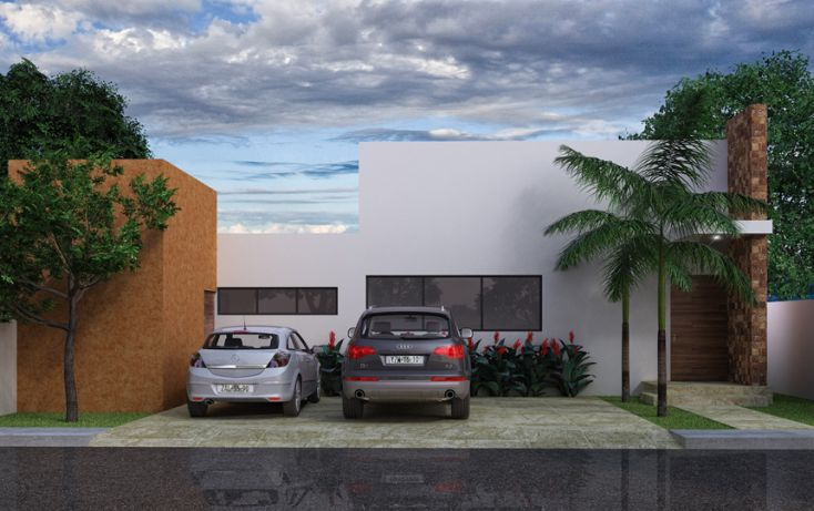 Foto de casa en venta en, conkal, conkal, yucatán, 1723662 no 02