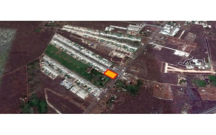 Foto de terreno comercial en venta en  , conkal, conkal, yucatán, 1734332 No. 03