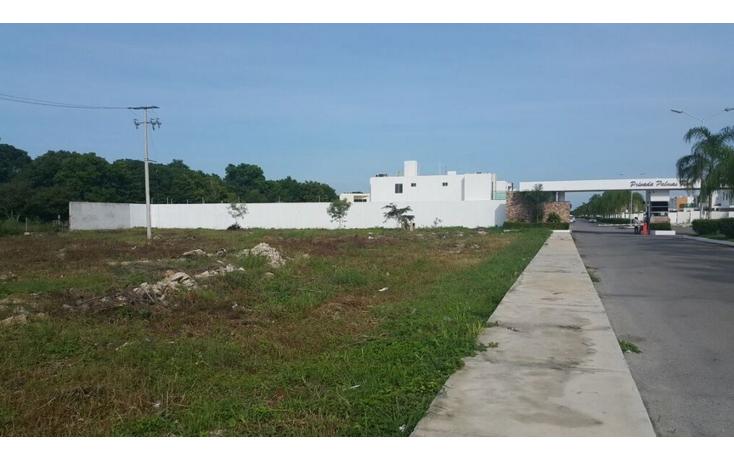 Foto de terreno comercial en venta en  , conkal, conkal, yucatán, 1734332 No. 04