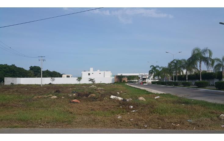 Foto de terreno habitacional en venta en  , conkal, conkal, yucatán, 1736674 No. 07