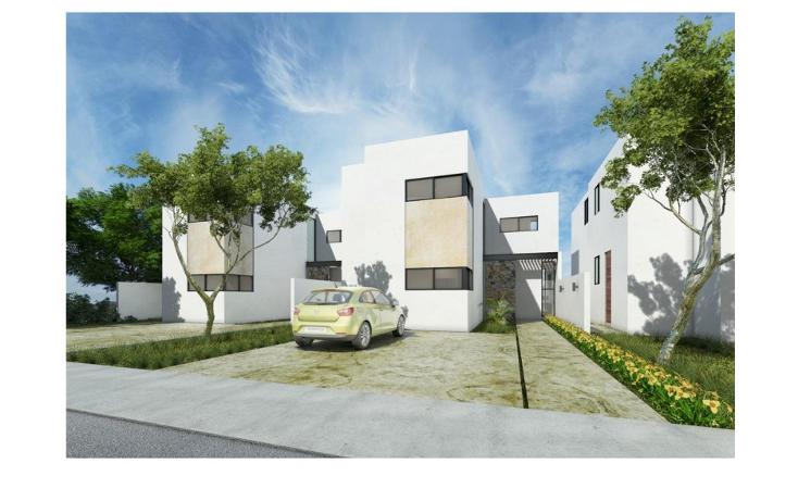 Foto de casa en venta en  , conkal, conkal, yucatán, 1737552 No. 01
