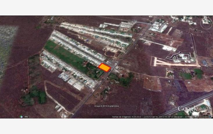 Foto de terreno habitacional en venta en  , conkal, conkal, yucatán, 1745573 No. 08
