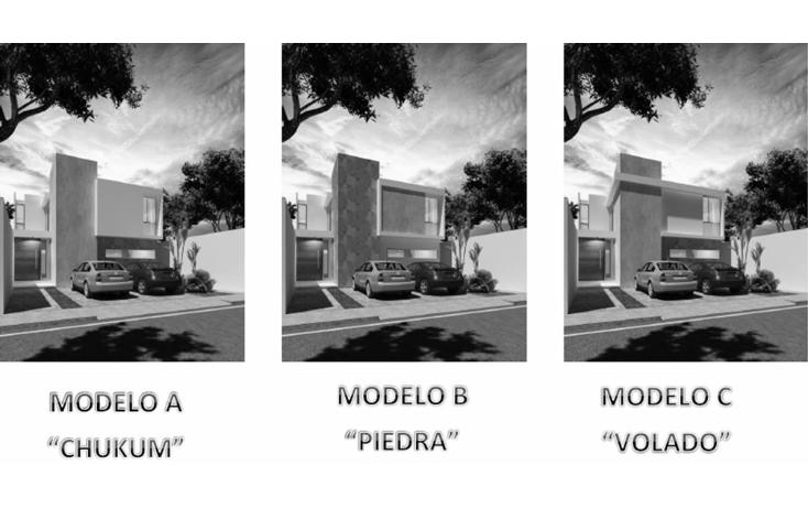 Foto de casa en venta en  , conkal, conkal, yucatán, 1748806 No. 01