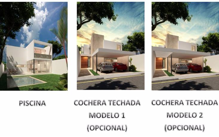 Foto de casa en venta en  , conkal, conkal, yucatán, 1748806 No. 03