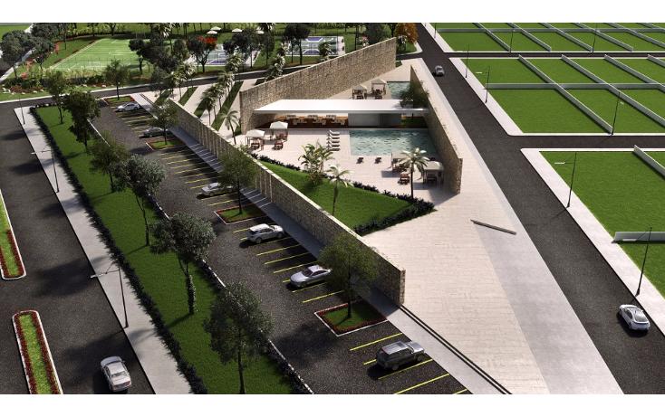 Foto de terreno habitacional en venta en  , conkal, conkal, yucatán, 1753704 No. 07