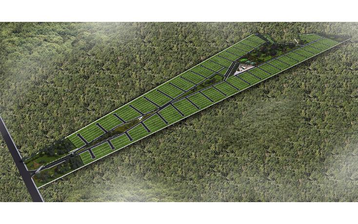 Foto de terreno habitacional en venta en  , conkal, conkal, yucatán, 1753704 No. 08
