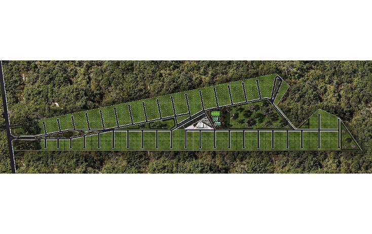 Foto de terreno habitacional en venta en  , conkal, conkal, yucatán, 1753704 No. 09