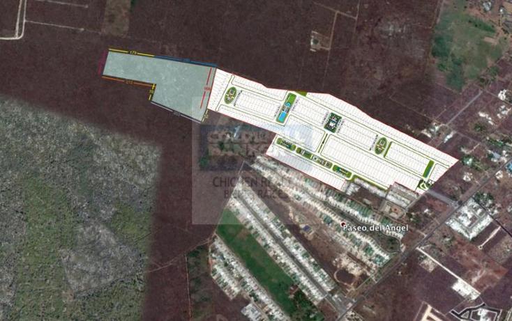 Foto de terreno habitacional en venta en  , conkal, conkal, yucatán, 1754842 No. 02