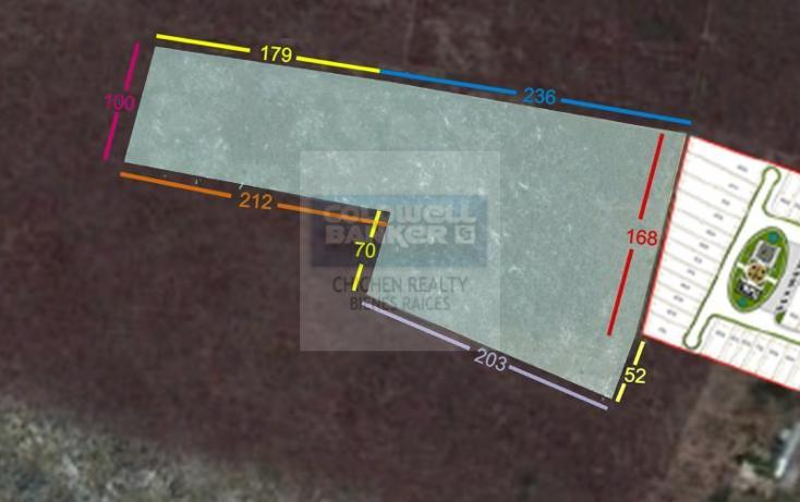 Foto de terreno habitacional en venta en  , conkal, conkal, yucatán, 1754842 No. 03