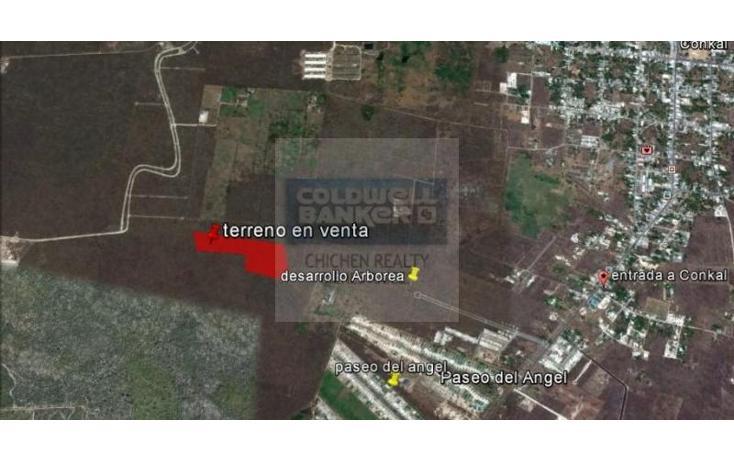 Foto de terreno habitacional en venta en  , conkal, conkal, yucatán, 1754842 No. 05