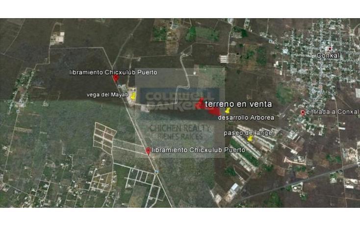 Foto de terreno habitacional en venta en  , conkal, conkal, yucatán, 1754842 No. 06