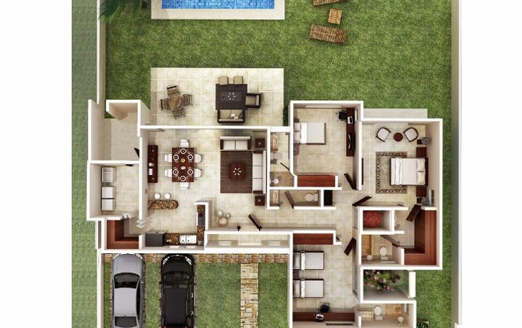 Foto de casa en venta en  , conkal, conkal, yucat?n, 1759910 No. 15