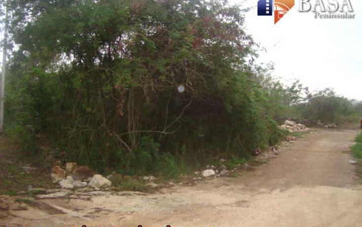 Foto de terreno habitacional en venta en  , conkal, conkal, yucat?n, 1760998 No. 02
