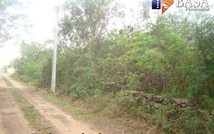 Foto de terreno habitacional en venta en  , conkal, conkal, yucat?n, 1760998 No. 04