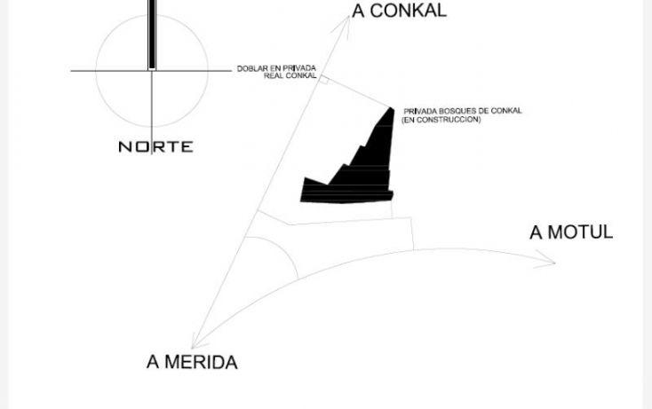 Foto de casa en venta en, conkal, conkal, yucatán, 1761482 no 02