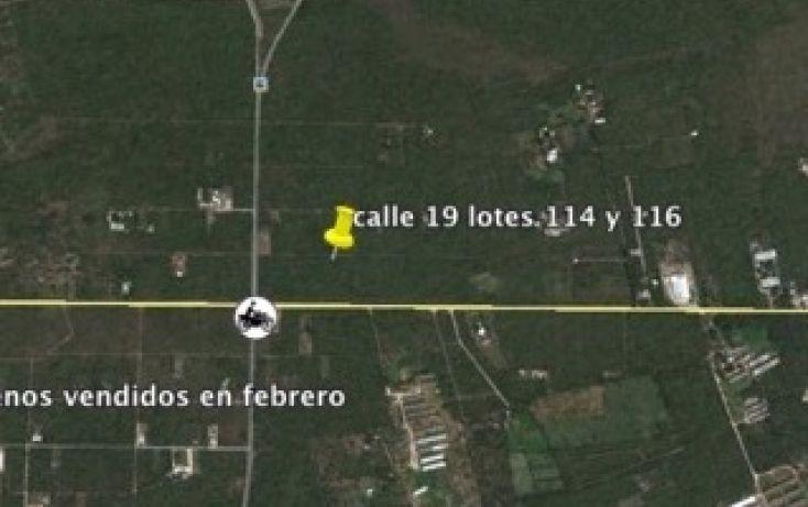 Foto de terreno habitacional en venta en, conkal, conkal, yucatán, 1772260 no 01
