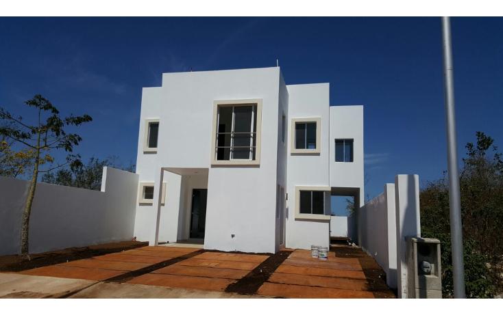 Foto de casa en venta en  , conkal, conkal, yucatán, 1776638 No. 01